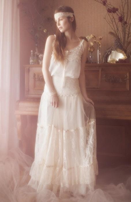 La Tendance Années 20 Pour Les Robes De Mariée